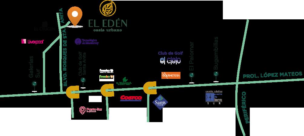 el edén - oasis urbano
